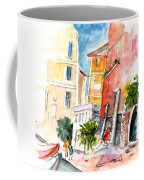 Camogli In Italy 13 Coffee Mug
