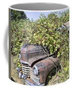 Camouflaged Car Coffee Mug