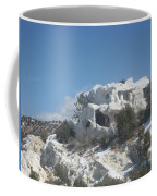 Camouflaged Home Coffee Mug