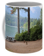 Camp By The Lake Coffee Mug