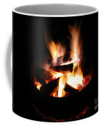 Camp Fire Coffee Mug