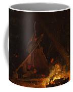 Camp Fire Coffee Mug