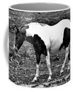 Camp Horse Coffee Mug