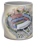 Camp Nou - Barcelona Fc Coffee Mug