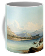 Camp Of The Gros Ventres Of The Prairies Coffee Mug