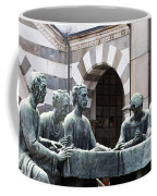 Campari Grave Marker Detail IIi Disciples Last Supper Coffee Mug