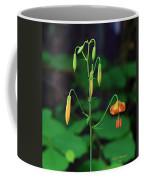 Campground Flower Coffee Mug
