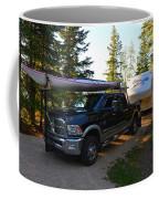 Camping 42 Coffee Mug