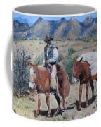 Camping Coffee Mug by Kume Bryant