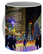 Campus Marcus Winter Night  Coffee Mug