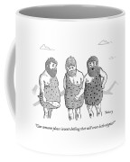 Can Someone Please Invent Clothing That Coffee Mug