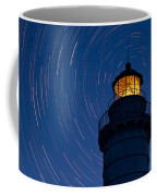 Cana Island Lighthouse Solstice Coffee Mug