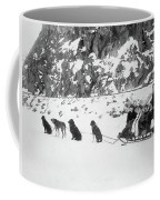 Canada Dog Sled, C1910 Coffee Mug