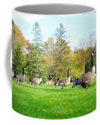 Canada Geese Coffee Mug