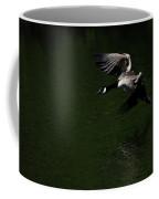 Canada Goose In Flight Coffee Mug