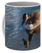 Canada Goose Winter Swim Coffee Mug