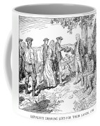 Canada: Loyalists, 1784 Coffee Mug