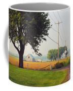 Canada Rural Scene Coffee Mug