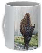 Canadian Bison Coffee Mug