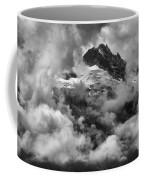 Canadian Coastal Mountains - Tantalus Mountains Coffee Mug
