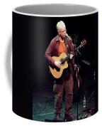 Canadian Folk Rocker Bruce Cockburn In 2002 Coffee Mug