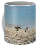 Canadian Geese 2 Coffee Mug