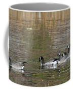 Canadian Geese Coffee Mug