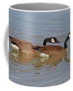 Canadian Geese Mates Coffee Mug