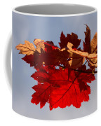 Canadian Maple Leaves In The Fall Coffee Mug