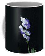 Canadian Monkshood Coffee Mug