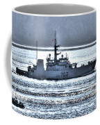 Canadian Navy Nanaimo M M702 Coffee Mug