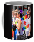 Canadian Rainbow Coffee Mug