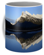 Canadian Rockies Mount Rundle 1 Coffee Mug