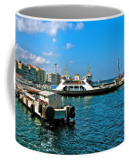 Canakkale Ferry Dock-turkey Coffee Mug