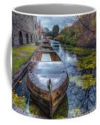 Canal Boat Coffee Mug