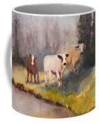 Canal Cows Coffee Mug