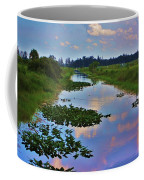Canal In The Glades Coffee Mug