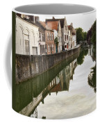 Canal Reflection  Coffee Mug