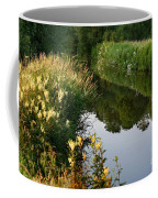 Canal Reflections Coffee Mug