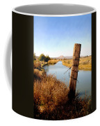 Canal View  Mesilla Coffee Mug