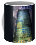 Canary Wharf Reflections Coffee Mug