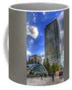 Canary Wharf Station London Coffee Mug