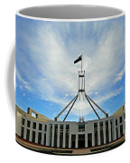Canberra 11 Coffee Mug
