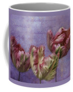 Cancan Parrot Tulips Coffee Mug
