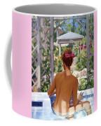 Candace Being Candlish On Canvas Coffee Mug