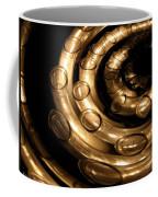 Candle Abstract 2 Coffee Mug
