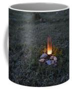 Candle Glow Coffee Mug