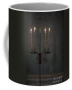 Candles In The Dark Coffee Mug