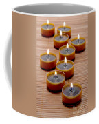Candles Coffee Mug by Olivier Le Queinec