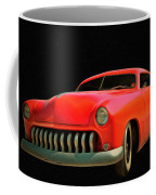 Candy Apple Red  Coffee Mug